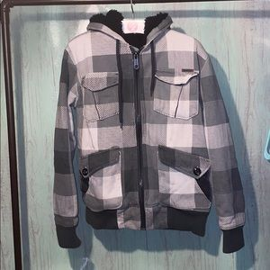 Billabong coat size small
